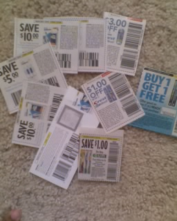 I Am Starting To Use Coupons Again