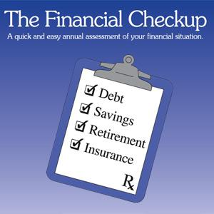Monthly Financial Check Up: November 2011