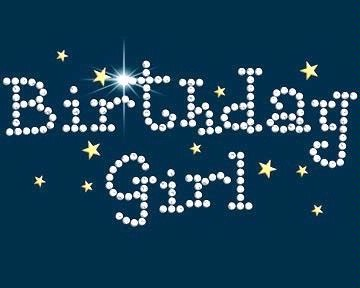 Today Is My Birthday!!!!