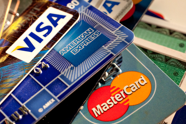 The One Credit Card Experiment
