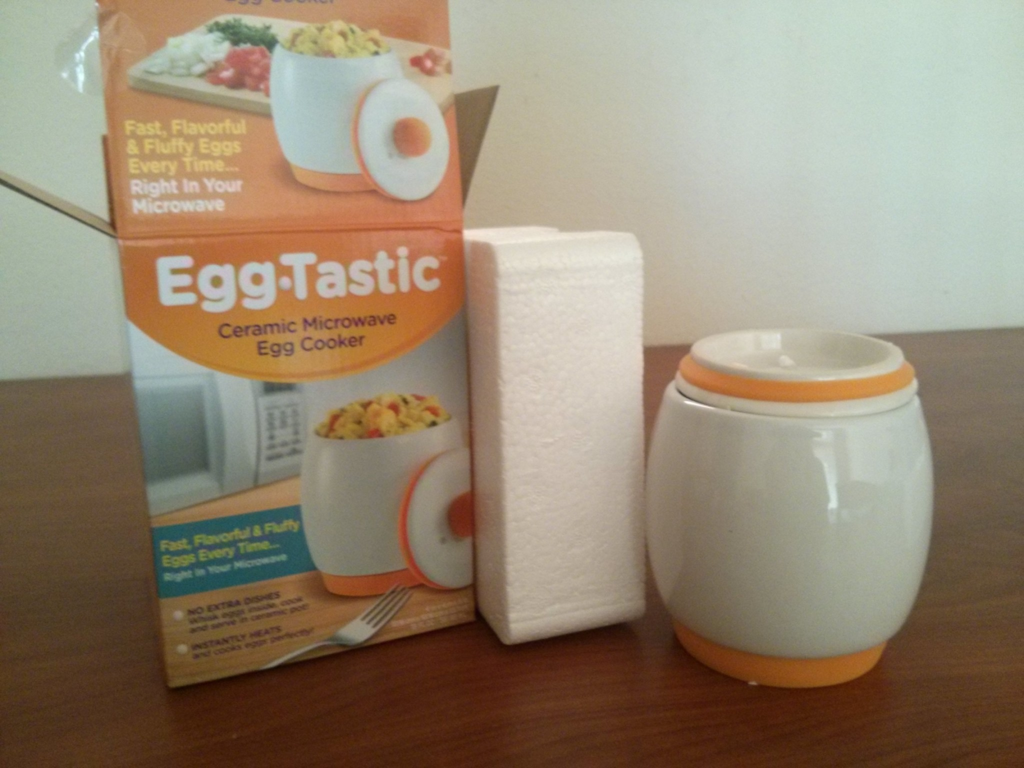 Eggtastic Review And Give Away