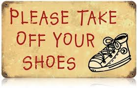 Do You Remove Your Shoes In Someone's Home?