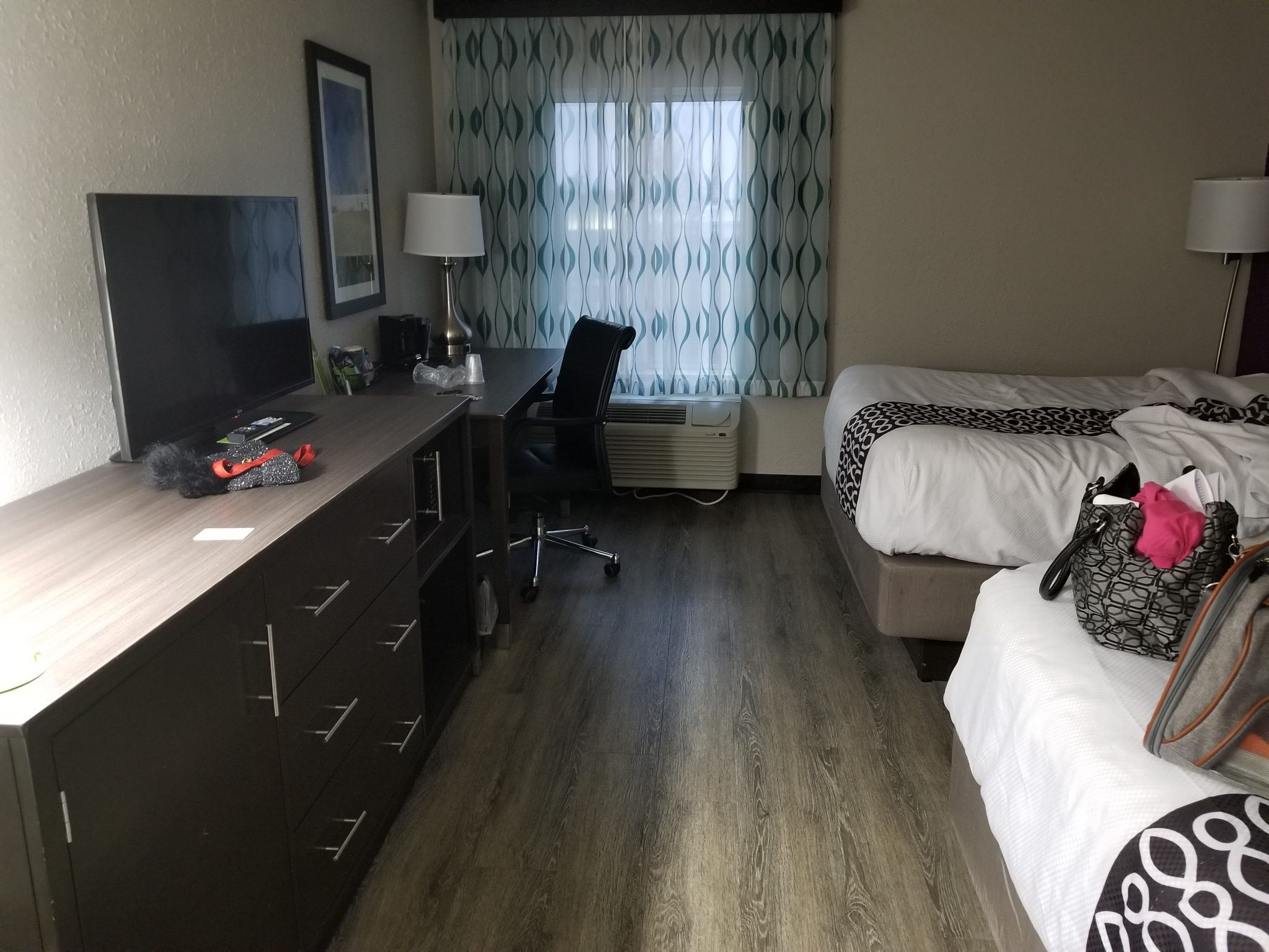 Four Hotels In 5 Days: Day 2