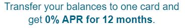 0% Balance Transfer? No Thanks!