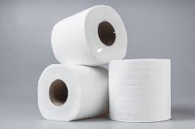 How Much Toilet Paper Do You Use In A Week?